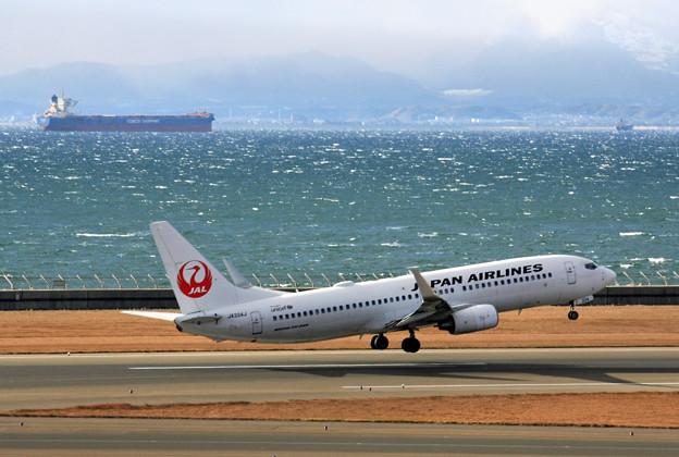 JAL日本航空 B737-846 JA334J IMG_8745_2
