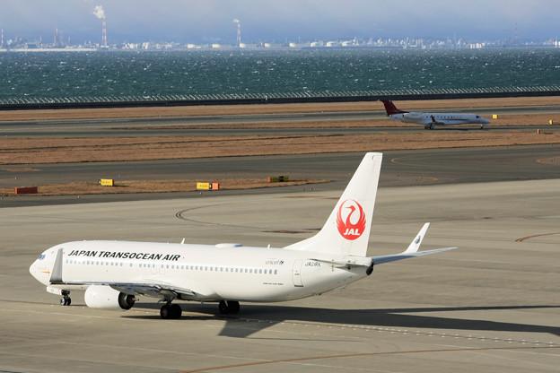 JTA日本トランスオーシャン航空 B737-8Q3 JA01RK IMG_8824_2