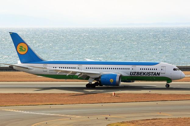 ウズベキスタン航空 B787-8 UK78701 IMG_8761_2