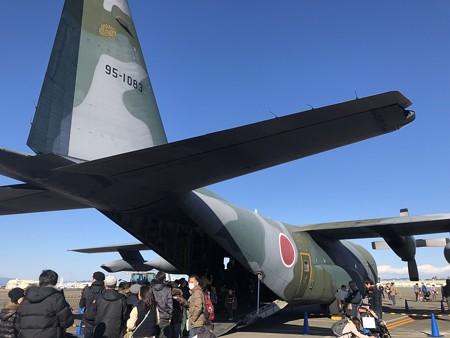 航空自衛隊 第1輸送航空隊 第401飛行隊 C-130H 95-1083 IMG_2091