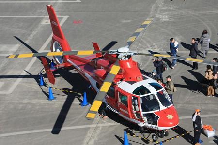 名古屋市消防局航空隊 ユーロコプターAS365N3 JA758A IMG_9006