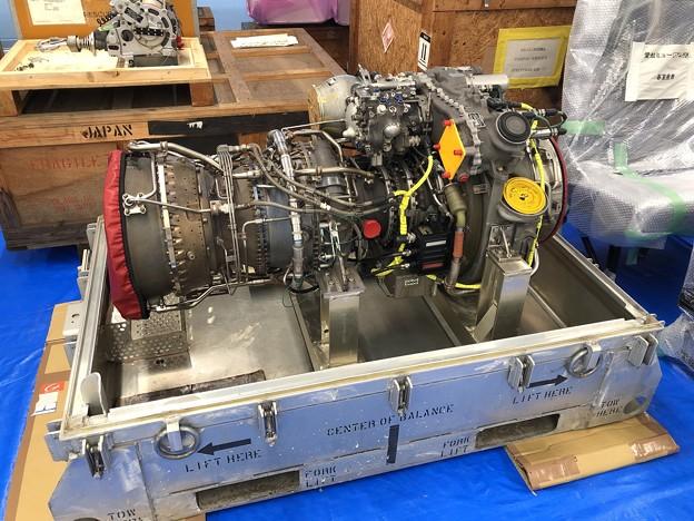 EH-101 JA01MP おおぞら エンジン  IMG_2291