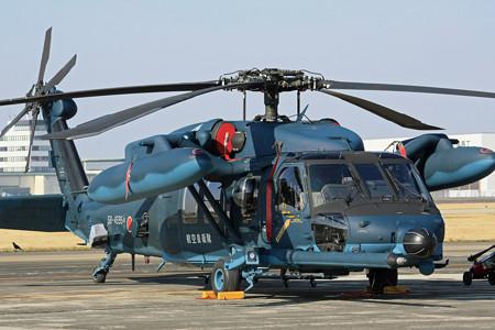 UH-60J 救難教育隊 58-4595 IMG_9252_2