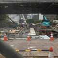 Photos: 常盤橋改修工事