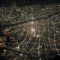 写真: 大阪の夜