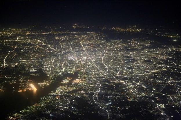 名古屋の夜