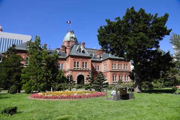 地震に耐える庁舎