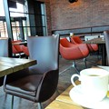 Photos: 梅田スカイビルタワーイースト1階の喫茶店 (2)