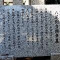 八尾別当顕幸墓(常光寺境内) (2)