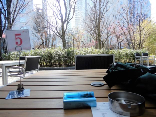 里山の喫茶店・WILLER EXPRESS CAFE