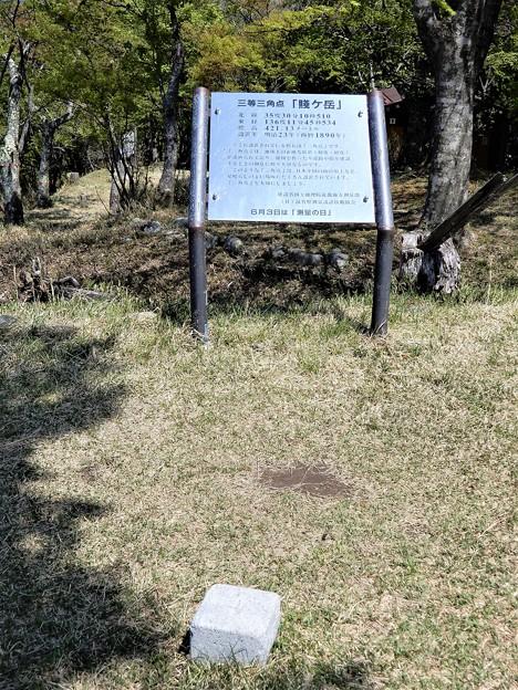 678賤ケ岳山頂 (2)
