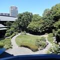太閤園の庭