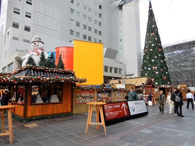 2018ドイツ・クリスマス・マーケット (1)