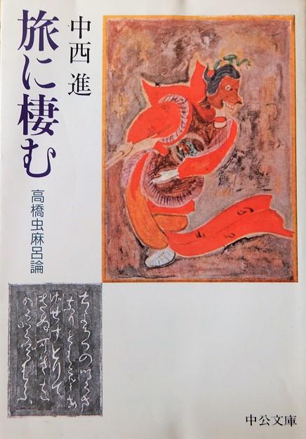 中西進「旅に棲む・高橋虫麻呂論」中公文庫1993年2月10日発行