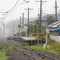 04気山駅ホーム