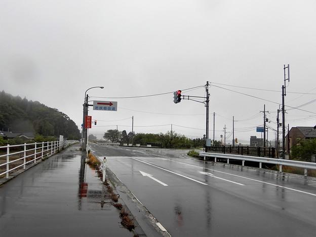 05気山駅から久々子湖へ