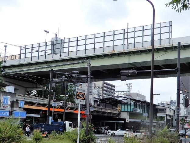 03JR森ノ宮駅