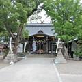 Photos: 清見原神社拝殿
