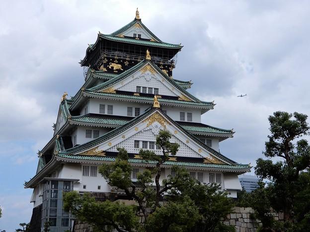 大阪城 (3)