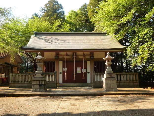 月讀神社拝殿