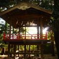 写真: 月読神社 神楽殿