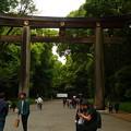 日本と台湾との絆でもある日本一大きな木造鳥居