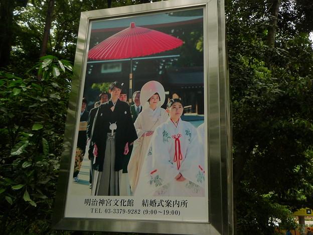 明治神宮の神前結婚