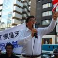 Photos: 日本を守護する国士:桜井誠氏