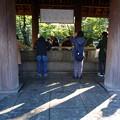 Photos: 靖国神社の大手水舎