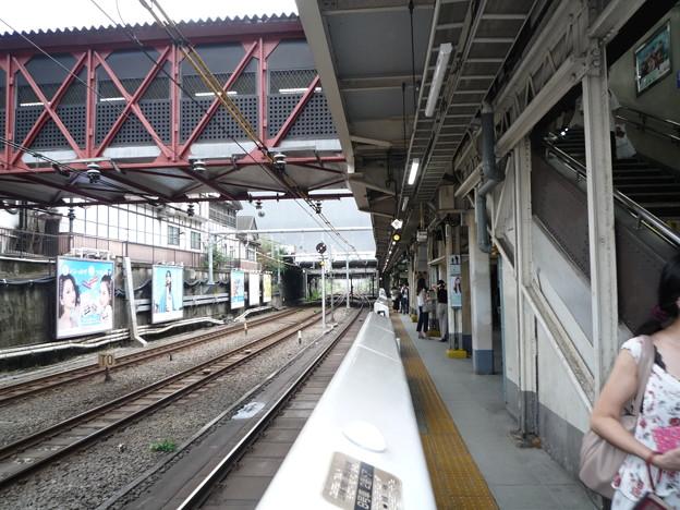 渋谷駅方面