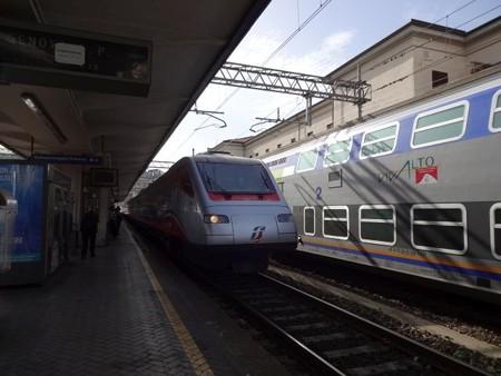 ジェノヴァ行きFB(ラ・スペツィア駅)