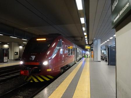 マルペンサエクスプレス(マルペンサ空港駅)