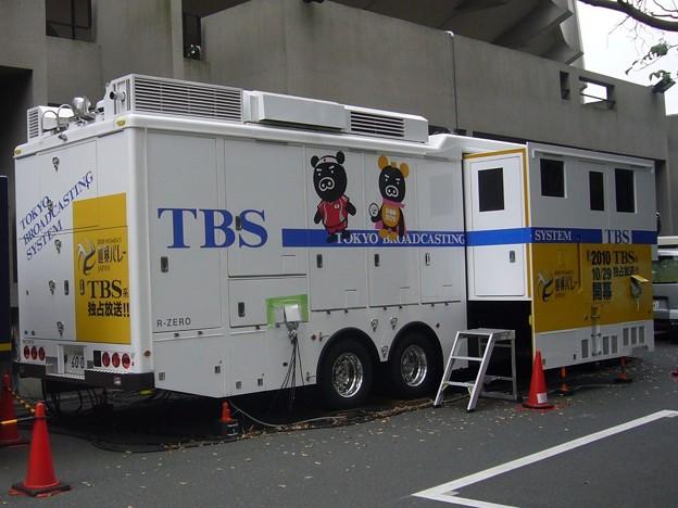 118 TBS R-ZERO(世界バレー)