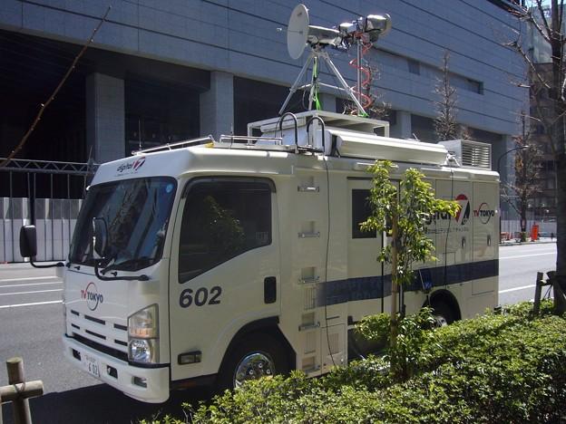 157 テレビ東京 602