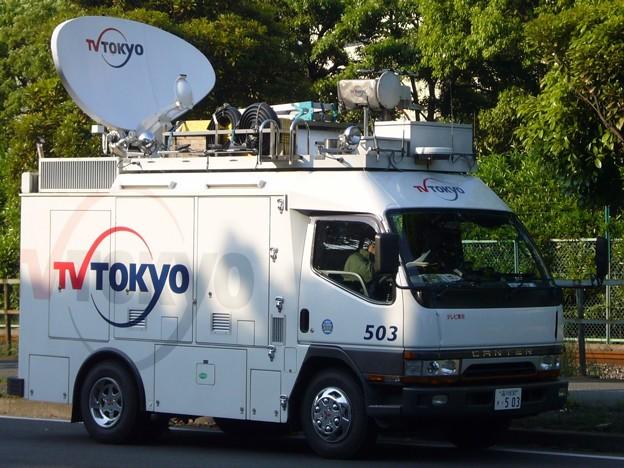 336 テレビ東京 503