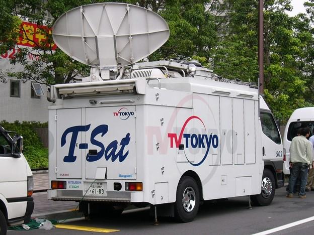 327 テレビ東京 502