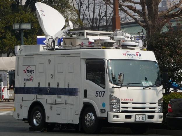 276 テレビ東京 507