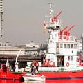 156 横浜市消防局 磯子水上出張所 あけぼの