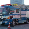 226 神奈川県警察 第二機動隊 救助工作車