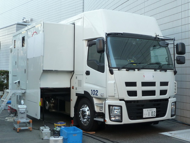 Photos: 110 テレビ東京 102