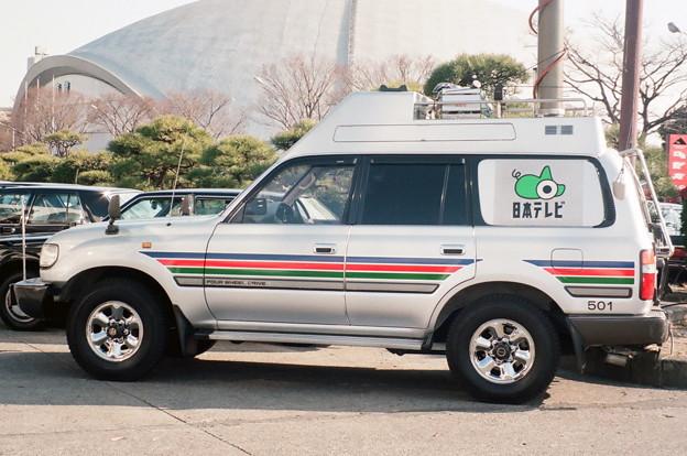 513 日本テレビ 501