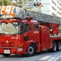 Photos: 117 横浜市消防局 保土ケ谷はしご車