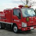 Photos: 526 横浜市消防局 消防訓練センター 燃料補給車