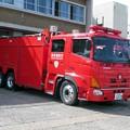 136 東京消防庁 空港大型化学車(空港大型化学1)