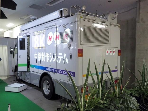 979 NHK フルスペック8K制作中継車