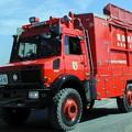 287 東京消防庁 第二消防方面本部 消防救助機動部隊 ホース延長車