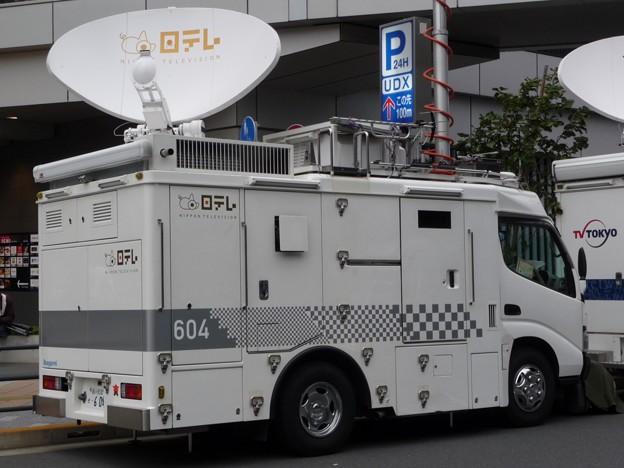 Photos: 347 日本テレビ 604