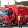 762 川崎市消防局 幸電源車
