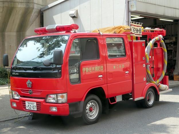 207 横浜市伊勢佐木消防団 第二分団