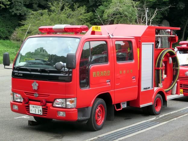 427 横浜市鶴見消防団 第四分団第2班?